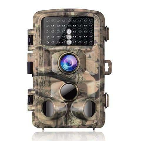 Campark Trail Game Camera 14MP 1080P