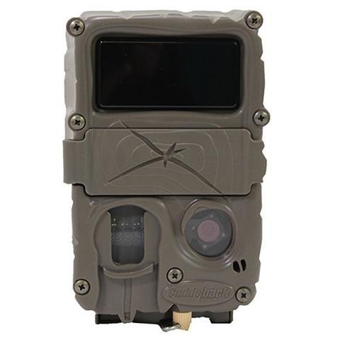 Cuddeback 20MP Black Flash No Glow Infrared Trail Game Hunting Camera