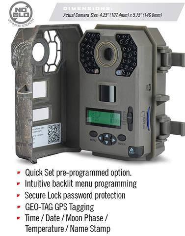 stealth cam no glo g42ng review