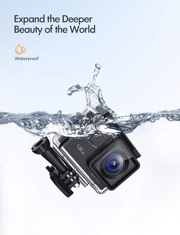 APEMAN A80 Action Camera Review