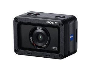 Sony 1.0 Type Sensor Ultra Compact Camera