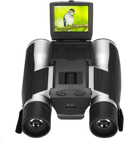 Camonity 5M 2 Inch LCD 16GB Digital Camera Binocular