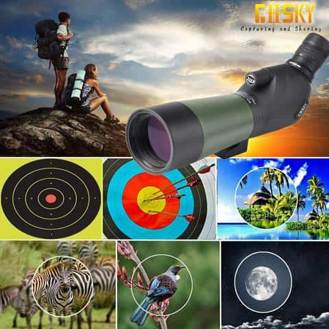 Hunting Spotting Scope Reviews