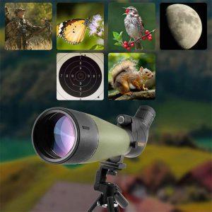 Spotting Scopes Vs. Binoculars